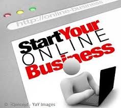"""Start your online business"" ""Gbenga Akinwole"""